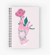 Grow Spiral Notebook