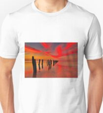 """Twilight At The Springs"" Unisex T-Shirt"