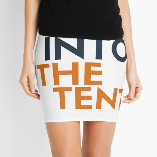 Come Into The Tent Mini Skirt