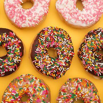 Breakfast Donuts by pamela4578