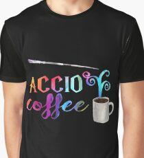 Accio Coffee!  Graphic T-Shirt