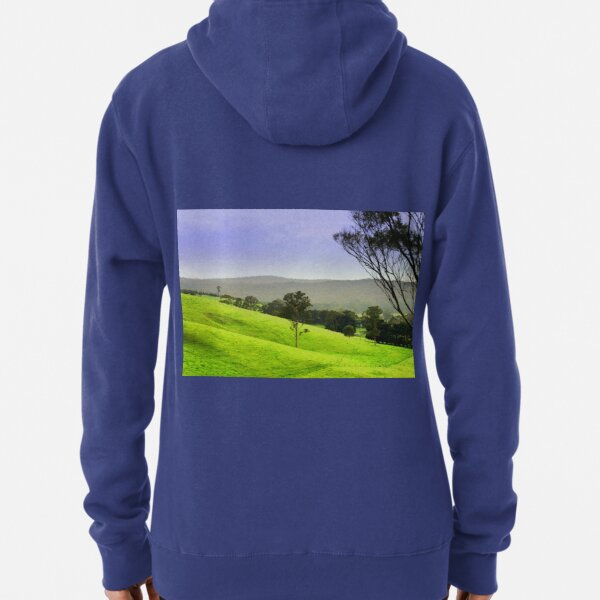 Valley of a thousand Hills Pullover Hoodie