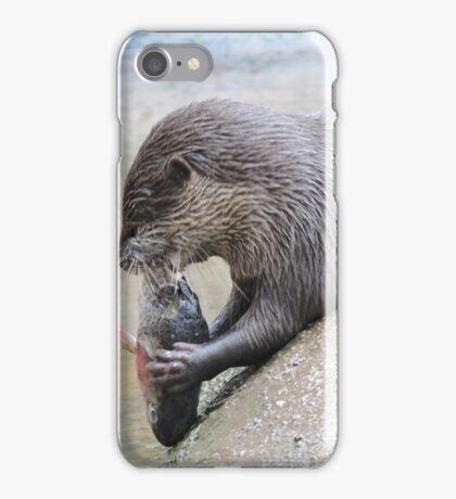 Nom Nom Nom, Tasty Fishy iPhone Case/Skin