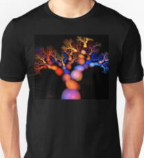 Ruby Blue Tree Unisex T-Shirt