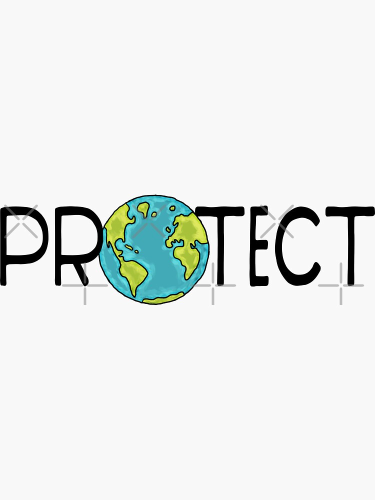 Protect Earth by jitterfly