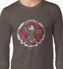 NRA = Weak Sad Poop Long Sleeve T-Shirt