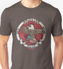 NRA = Weak Sad Poop Unisex T-Shirt