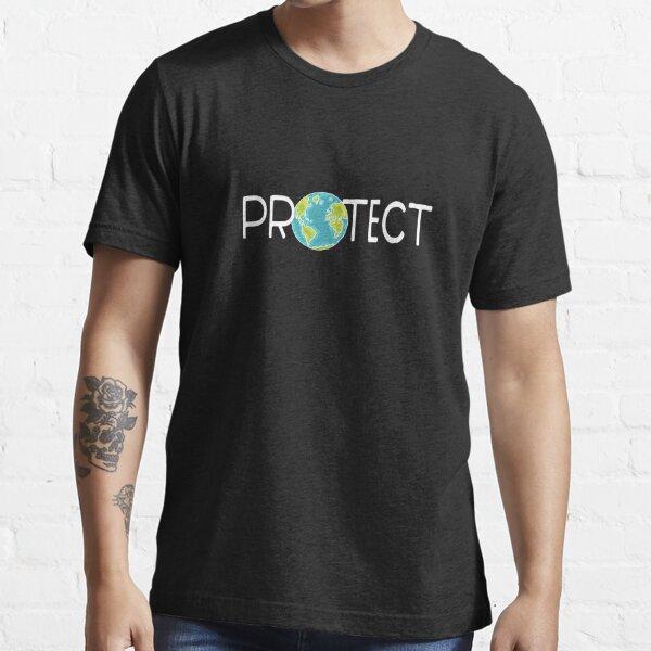 Schütze die Erde Essential T-Shirt