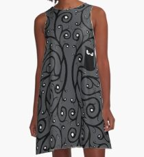 The Owl A-Line Dress