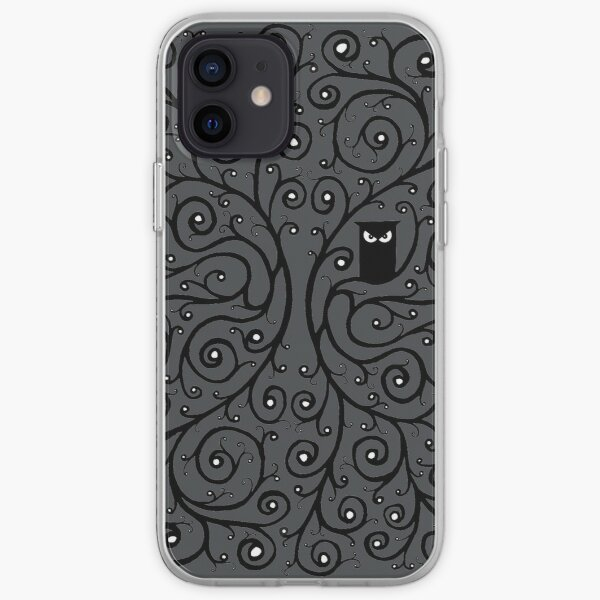 The Owl iPhone Soft Case