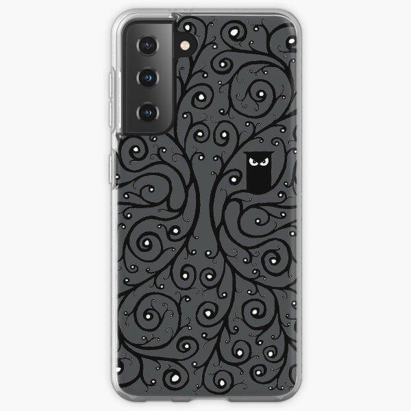 The Owl Samsung Galaxy Soft Case