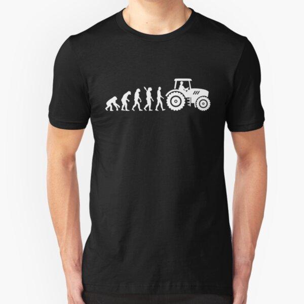 Evolution Tractor Slim Fit T-Shirt