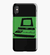 Commodore pet iPhone Case/Skin