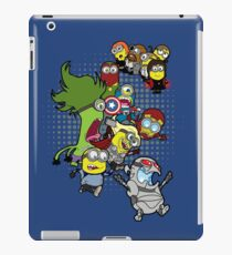Minvengers Age of Mintron iPad Case/Skin