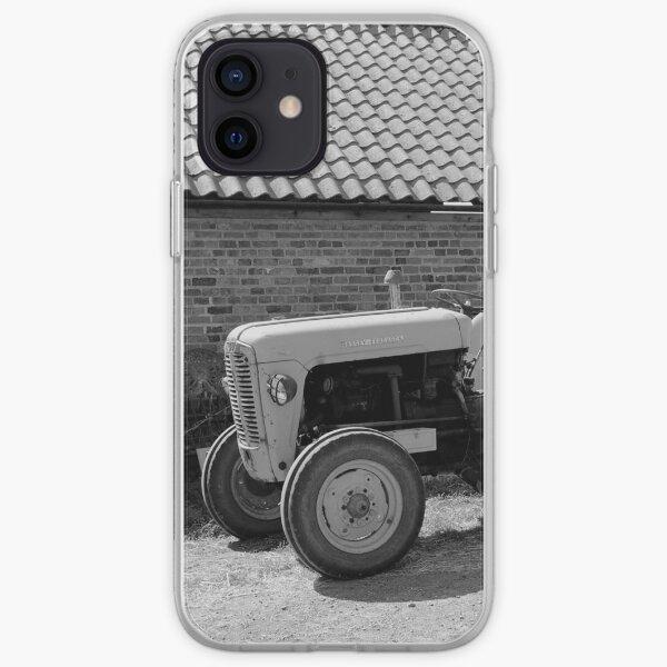 Massey Ferguson Tracteur Coque souple iPhone