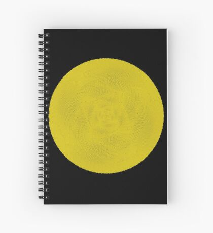 Inflorescence II Spiral Notebook
