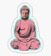Candy Buddha Sticker