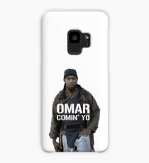 Omar Comin' Yo Case/Skin for Samsung Galaxy