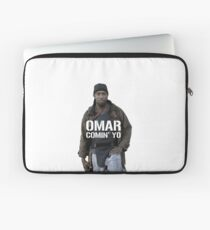 Omar Comin' Yo Laptop Sleeve