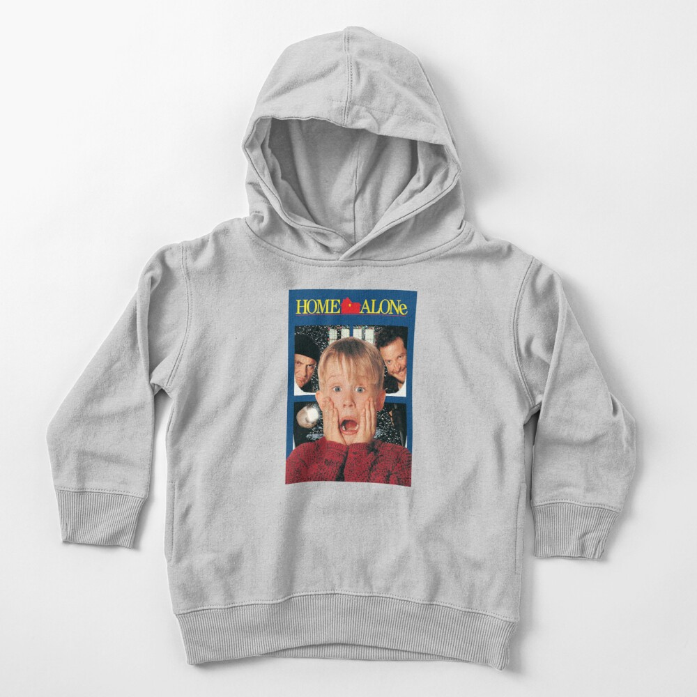 Home Alone Toddler Pullover Hoodie