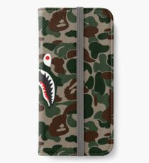 HYPEBEAST x SUPREME x BAPE iPhone Wallet/Case/Skin