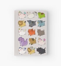 Mythical Cuties Hardcover Journal