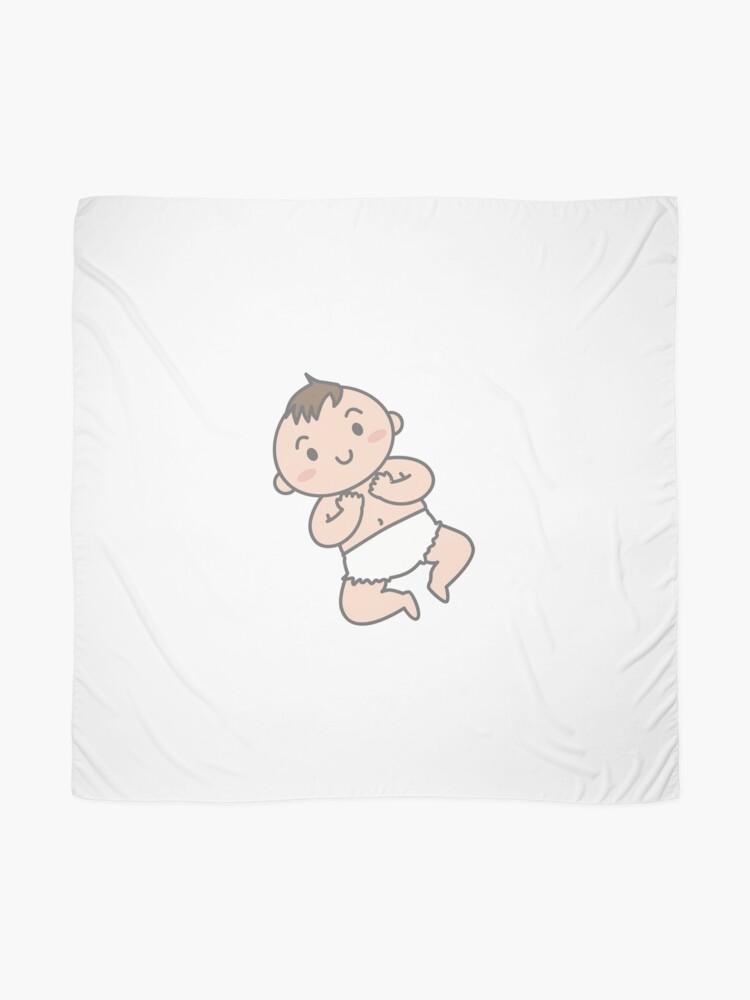 Alternative Ansicht von Glückliches Baby Tuch