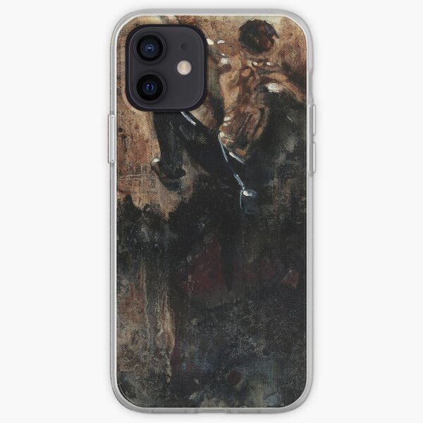 Bouldering Problems iPhone Soft Case
