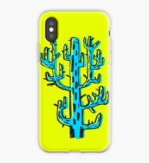 Kaktus Azul iPhone-Hülle & Cover