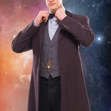 Eleventh Doctor by WeirdPlanet101