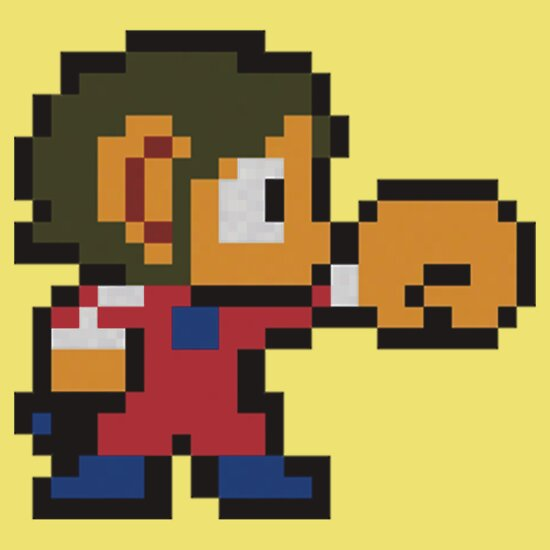 TShirtGifter presents: Alex Kidd