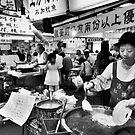 Taiwanese Markets, 2008 by Tash  Menon