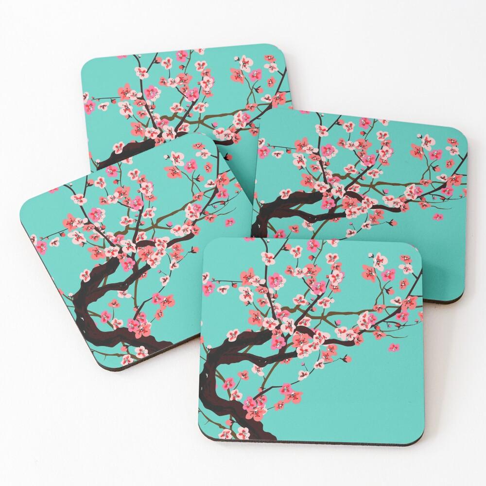 Vaporwave - Arizona Iced Tea (Aesthetic) Coasters (Set of 4)