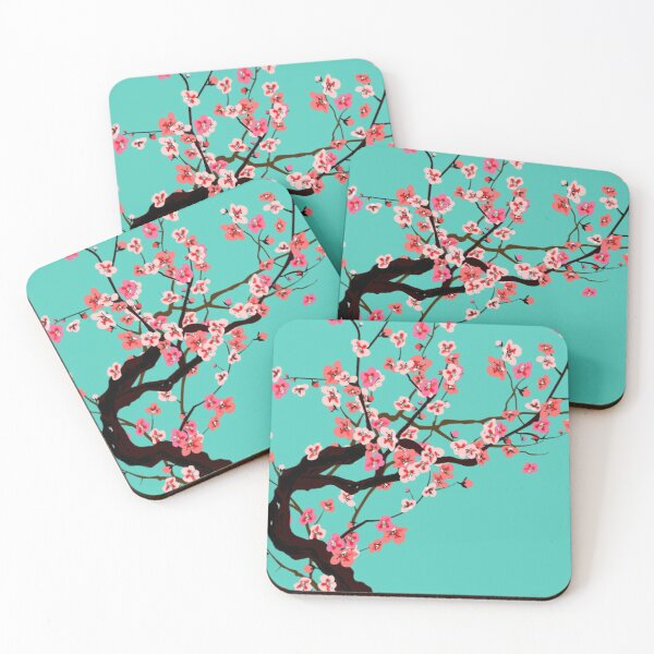 Vaporwave - Arizona Iced Tea (Aesthetic) Coasters (Set of 4)