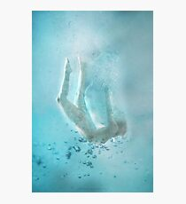 UnderWater Love Photographic Print