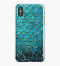 Beautiful Elegant Mermaid Pattern - Cute Girly Glamour Design iPhone Case/Skin