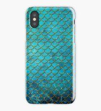 Mermaid Pattern iPhone Case/Skin