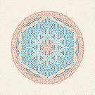 Flower of life by enriquev242