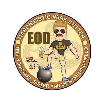 EOD- Cross Branch Version by FatCrayon