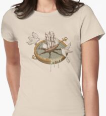 An Odyssey Womens Fitted T-Shirt