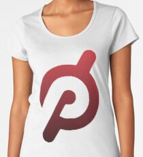 Peloton Gradient Women's Premium T-Shirt