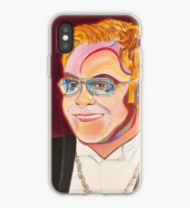 Musician Portrait  iPhone Case