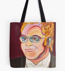 Musician Portrait  Tote Bag