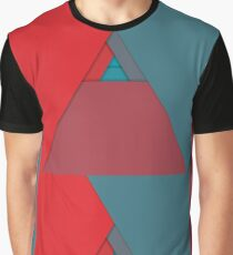abstract material flat design Graphic T-Shirt