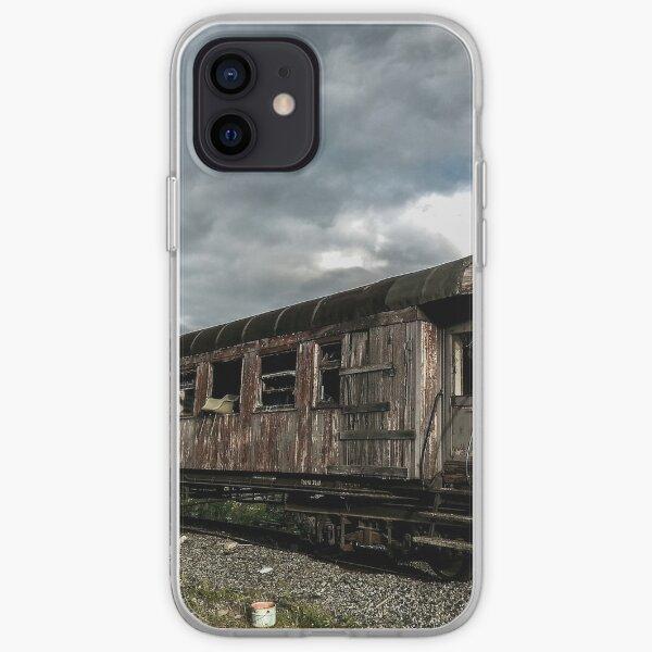 Abandoned Passenger Wagon iPhone Soft Case
