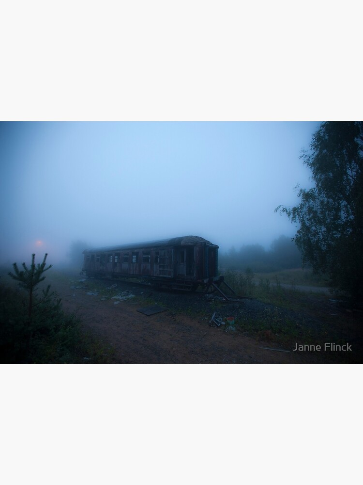 Ghost Train by JanneFlinck