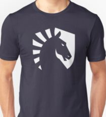 Team Liquid Logo White Unisex T-Shirt