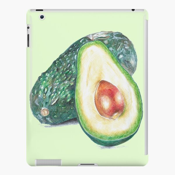 its an avocado! thanks! iPad Snap Case