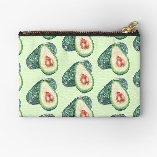its an avocado! thanks! Zipper Pouch