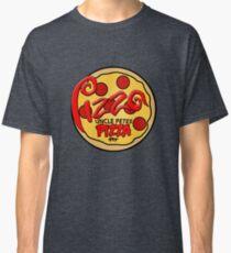 Fortnite Battle Royale Uncle Petes Pizza Pit Classic T-Shirt